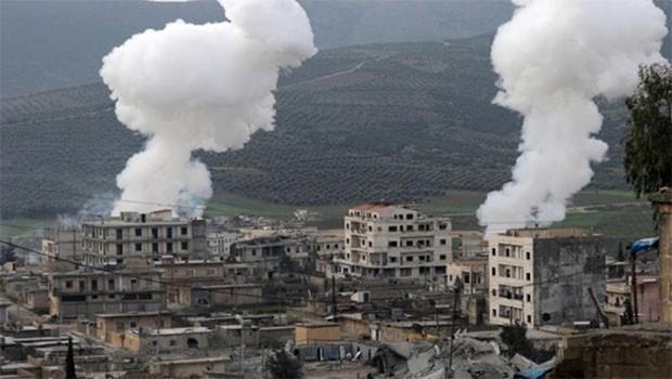 SANA: TSK saldırısında ölen siviller var!