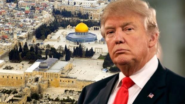 Trump: Kudüs Büyükelçiliği'nin açılış törenine katılabilirim