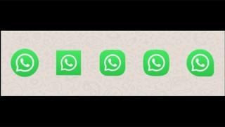 WhatsApp logo değişitiriyor