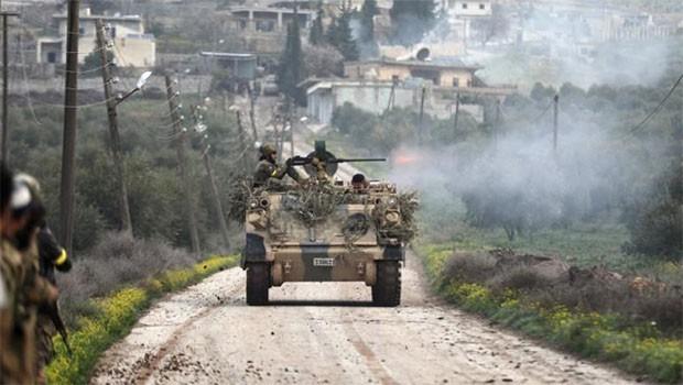 Efrin'de son durum... Çatışmalar devam ediyor!