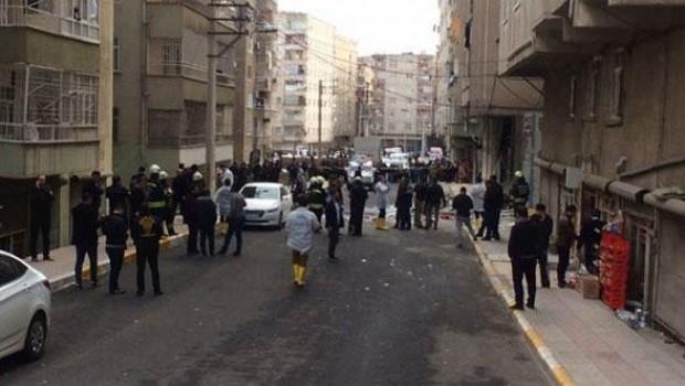 Diyarbakır'da korkutan patlama… Yaralılar var!
