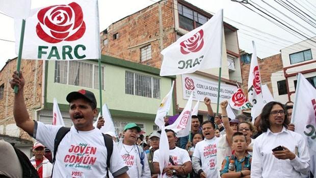 Kolombiya'da tarihi seçim