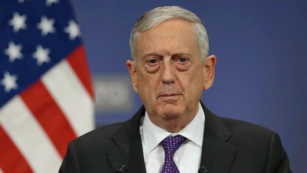 ABD Savunma Bakanı Şam'ı Uyardı