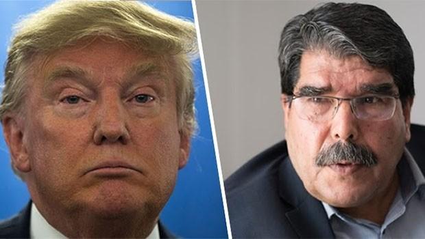Salih Müslim'den Trump'a 'Efrin' çağrısı