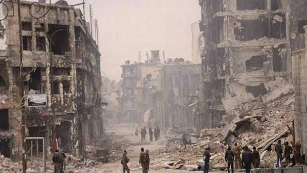 Suriye'de 7 yılda 511 bin insan öldü