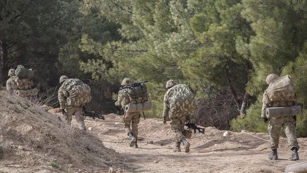Efrin'de bir asker hayatını kaybetti