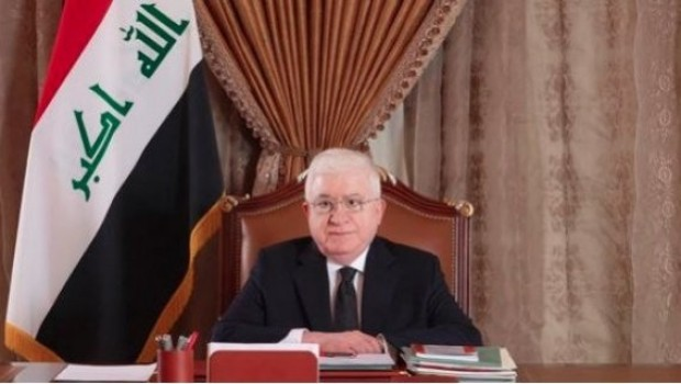Fuad Masum 2018 bütçesini reddetti