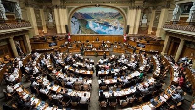 İsviçre parlamentosu tartışılacak bir şey bulamadı