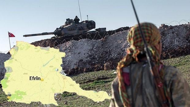 YPG'den Efrin için son uyarı