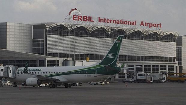 Kürdistan'da uluslararası uçuşlar resmen başladı!