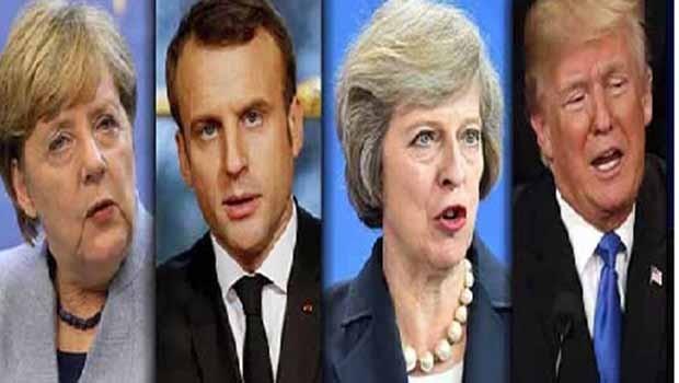 4 ülkeden Rusya'ya karşıt ortak açıklama