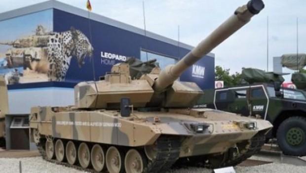 Almanya'dan Türkiye'ye silah satışına onay