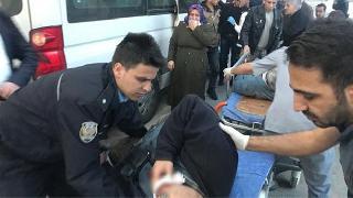 Muş'ta feci kaza: 1 ölü, 36 yaralı