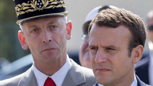 Fransa Suriye'yi tek başına vurmaya hazırız