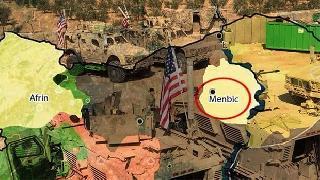 ABD'den Menbic açıklaması: Çekilmiyoruz