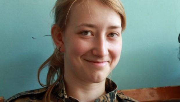 YPJ'ye katılan İngiliz kadın, Afrin'de hayatını kaybetti