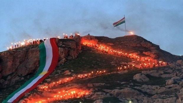 Kürdistan'da Newroz kutlamalarında Efrin ve Kerkük vurgusu!