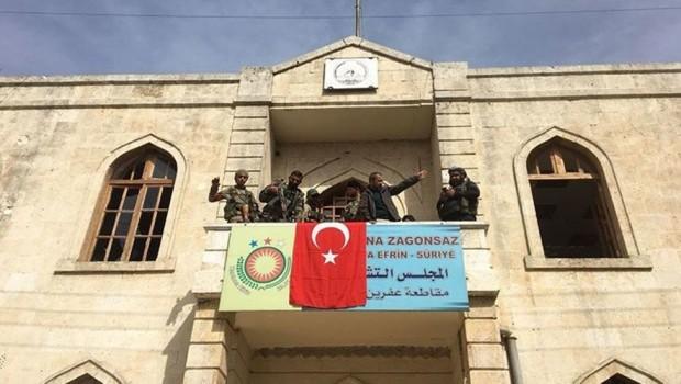 Rus uzman: ABD, Kürtlerden Efrin'in merkezini TSK'ya vermelerini istemiş olabilir