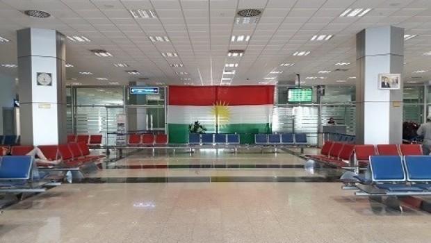 Süleymaniye'den de ilk uluslararası uçuş gerçekleşiyor