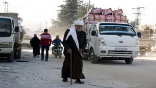 TSK ve ÖSO'nun kontrolü sağladığı Efrin'de yaşam