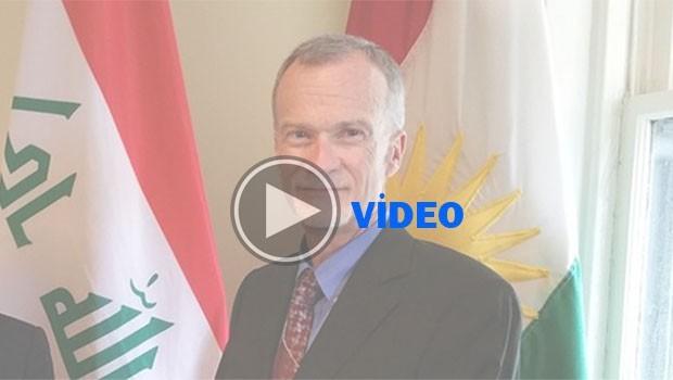 ABD Başkonsolosu'ndan Kürtçe Newroz mesajı