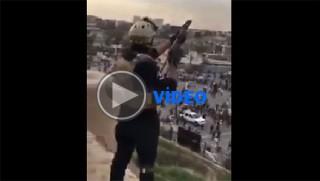 Kerkük'teki Newroz'a Irak güçlerinden müdahale