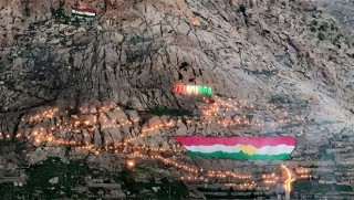Kürdistan'da Newroz coşkusu!