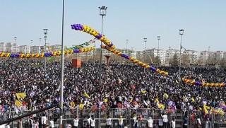 Kürt illerinde Newroz kutlaması başladı