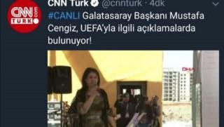CNN Türk'ün Pervin Buldan paylaşımı sosyal medyada olay oldu