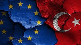 AB: Türkiye'nin yasadışı eylemlerini güçlü bir dille kınıyoruz