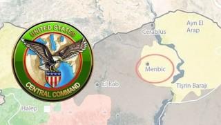 ABD Dışişleri ve CENTCOM'dan yeni Menbic açıklaması!