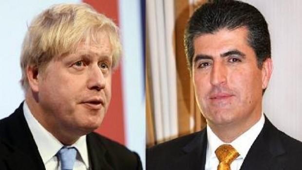 İngiltere'den Başbakan Barzani'ye Newroz mesajı