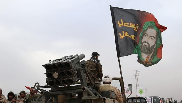 IŞİD, 5 Haşdi Şabi milisini infaz etti