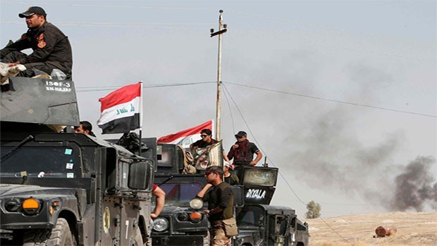 Irak ordusu Şengal'de PKK'nin çekildiği bölgelere konuşlandı