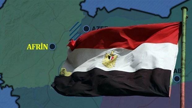 Mısır'dan bir Efrin açıklaması daha... Ermeni soykırımını andırıyor!