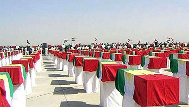 Bağdat Yönetiminden 'Şehit ve Enfal Bakanlığı' kararı