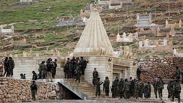 Ezidi Şeyhi'nden Türkiye ve PKK'ye çağrı
