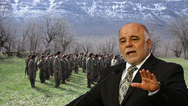 Irak'tan Türkiye'ye PKK güvencesi