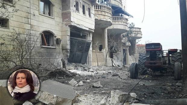 Gülşen Feroğlu: Efrîn; öyleyken dahi  senin değildi