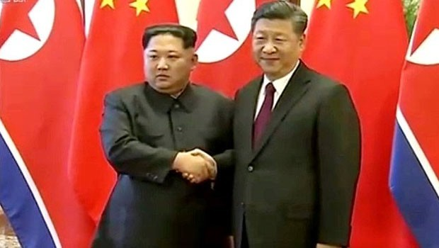 Kim Jong-un'un Çin ziyareti doğrulandı
