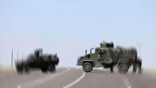 Diyarbakır'daki roketatarlı saldırıda 6 asker yaralandı