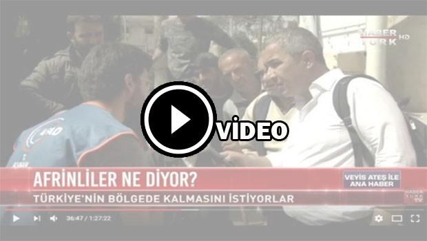 Efrinli 'ÖSO Talan Etti' dedi, Çeviride 'YPG' oldu!