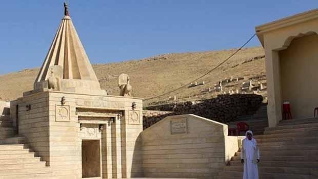 Irak güçleri Şengal dağından çekildi