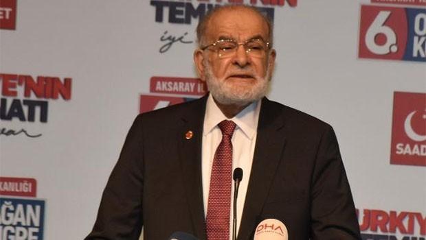 Saadet Partisi'nden Kürt sorunu çağrısı: Diyarbakır'da toplanalım!
