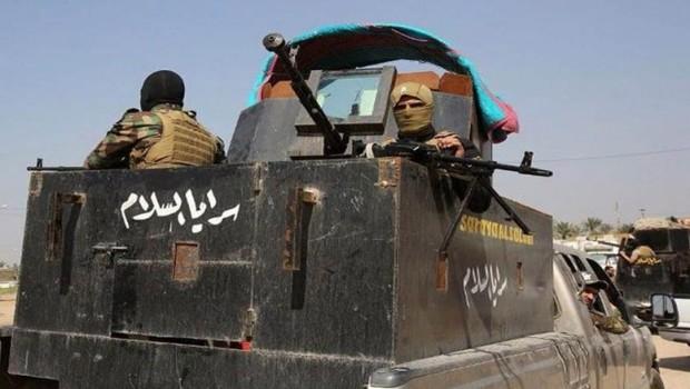 Sadr'ın milis güçleri Kerkük'e konuşlandı