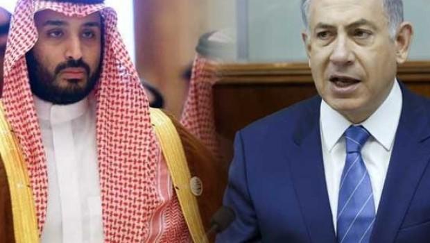 Arabistan'ın Veliaht Prensi'nden İsrail sinyali!