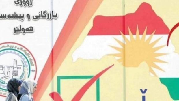 Kürdistan'da seçim kampanyası ertelendi