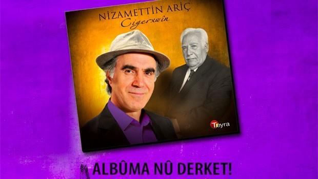Nizamettin Ariç'ten yeni albüm