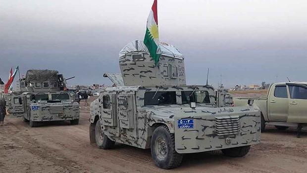 Peşmerge ve Kürt asayiş güçleri de Kerkük'e dönüyor