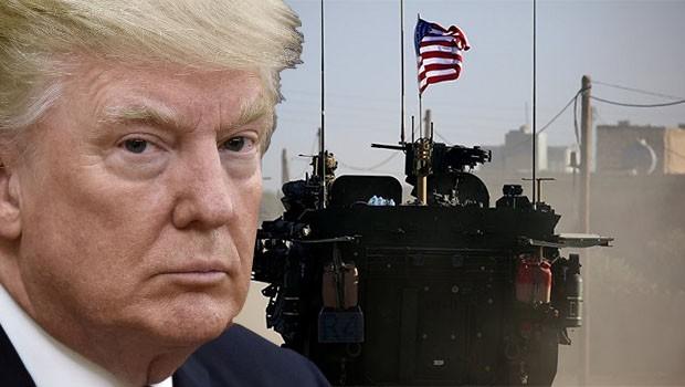Trump, askerlerinin dönmesi için süre verdi